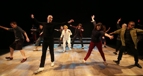 'Rhythm in Motion,' Tap Dance at 14th Street Y | NY Times | Scriveners' Trappings | Scoop.it