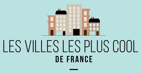 Le classement des villes les plus cool de France | Plurilinguisme | Scoop.it