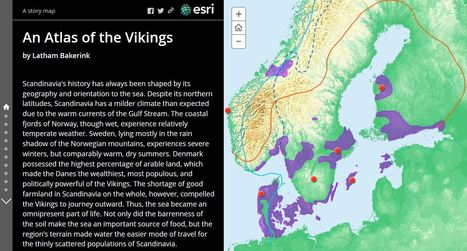 An Atlas of the Vikings | landscape ecology | Scoop.it