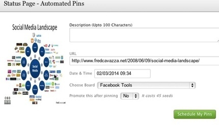 Pinterest Tools: 8 Tools to make your life more Pinteresting | Social Media Ideas | Scoop.it