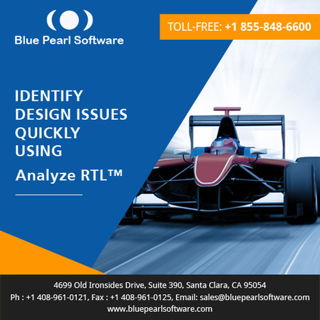 RTL Analysis – Systems Development Life Cycle ,Design a Program & Compliance | Blue Pearl Software | Scoop.it