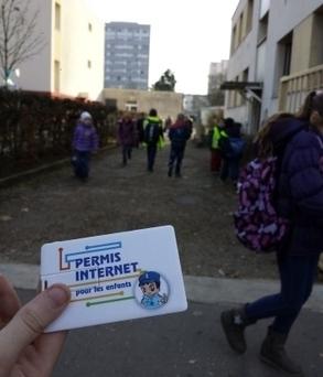Bientôt un permis internet pour les enfants | Usages numériques et mediation | Scoop.it