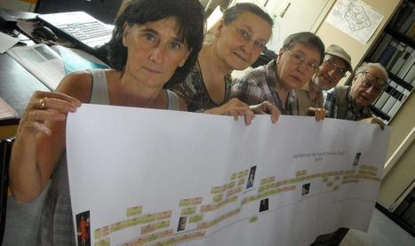 Généalogie: ils partent sur la piste de leurs ancêtres - LaDépêche.fr | Ecrire l'histoire de sa vie ou de sa famille | Scoop.it