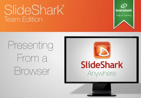 SlideShark Anywhere | Digital Presentations in Education | Scoop.it