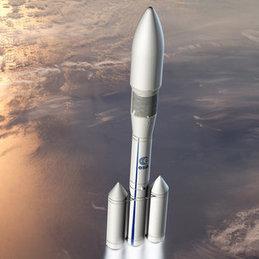 The baseline configuration of Ariane 6 selected by consensus on the basis of decisions taken by ESA's  Ministerial Council of November 2012   Politically Incorrect   Scoop.it