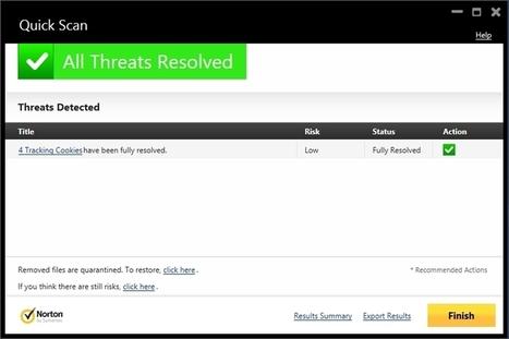 Norton Antivirus : le nec plus ultra des antivirus pour votre protection Internet | Allmyapps Le Mag | Scoop.it