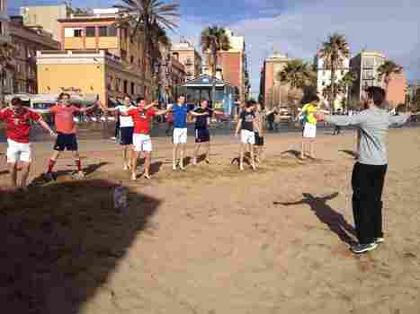 Teambuilding Bootcamp Clinics! | BCN Health coach | Value First!! | Scoop.it
