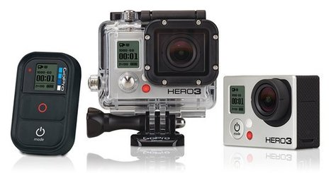 GoPro announces new Hero3+ cameras and GoPro iOS app update | Design | Scoop.it