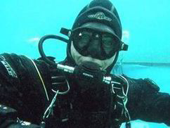 British scuba diver sets new world record after spending almost 50 hours ... - Express.co.uk | Scuba Diving | Scoop.it