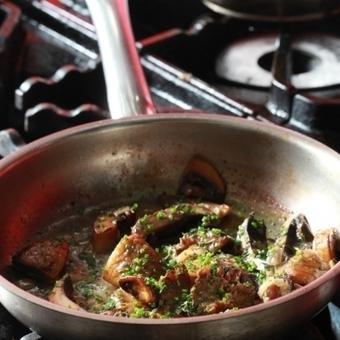 Μανιτάρια στο τηγάνι κρασάτα με θυμάρι | Recipes!!! | Scoop.it