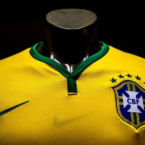 Analysing Business of Football Kits | Brasil World Cup | Scoop.it
