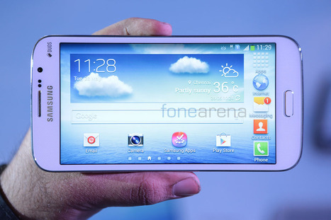 Samsung Galaxy Mega 6.3 vs Huawei Ascend Mate - Droid Madness | Top ten fact | Scoop.it