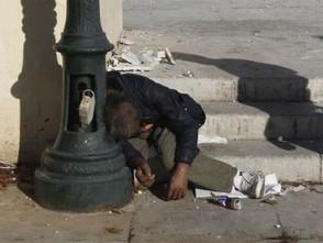 La sisa, «drogue de la crise» qui ravage les rues d'Athènes - Rue89 | Union Européenne, une construction dans la tourmente | Scoop.it
