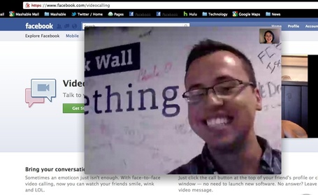 HOW TO: Launch Facebook Skype Video Chat [PICS] | SEO Tips, Advice, Help | Scoop.it