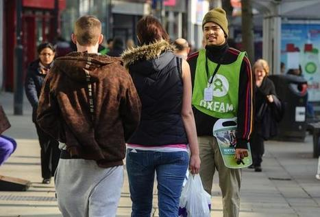 Worcester declares war on the chuggers | Direct Debit & Card Payments for Salesforce | Scoop.it