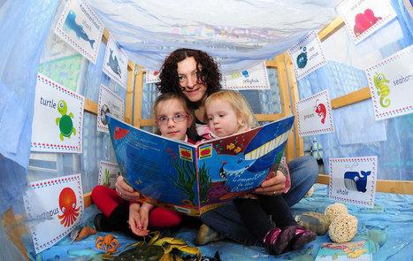 York school encouraging parents to read to their children before breakfast   Children and reading   Scoop.it