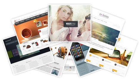 WordPress Theme Design | Mark Daynes | WordPressThemes | Scoop.it