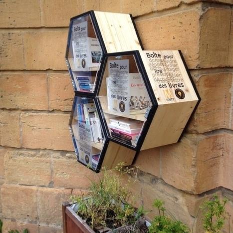 Les bibliothèques à la lumière des « boîtes à livres » | BiblioLivre | Scoop.it