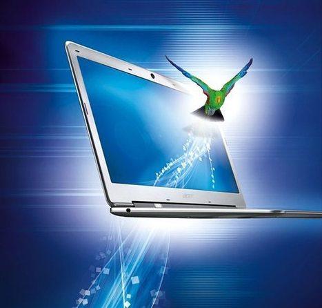 Ultrabook: entre un tablet y un portátil - PC Actual | #TRIC para los de LETRAS | Scoop.it