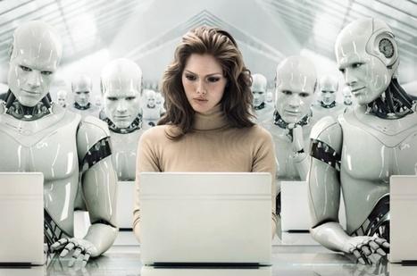 Robots won't take your job, but automationmight | Robots and Robotics | Scoop.it