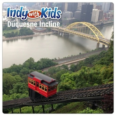 One Tank Treasure: Pittsburgh, Pennsylvania «  Indy with Kids | Love Pittsburgh! | Scoop.it
