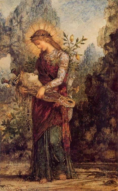 L'art magique: Orphée et Eurydice | Histoire des arts | Scoop.it