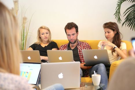 Ces entrepreneurs veulent vous aider à trouver un emploi   Omni Channel Retail Expansion in Promising Territories, Digital Transformation, Disruption, Consumer Intelligence   Scoop.it