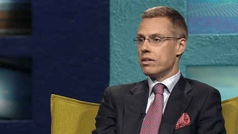 Stubb Praises Deal, Niinistö Criticises Britain | Finland | Scoop.it