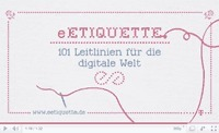 eEtiquette – 101 Guidelines for the Digital World | E-Learning and Online Teaching | Scoop.it