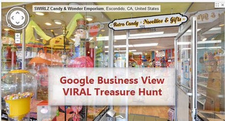 Create a Viral Marketing Treasure Hunt with Google Business View | eMarketing de contenu | Scoop.it