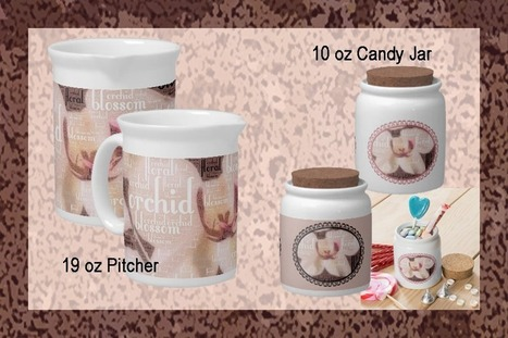 Coordinate Two More Personalized Zazzle Kitchen Products ~ Part 2 | Z Artwork | Scoop.it