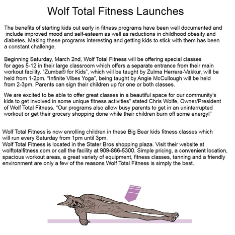 fitness wolf - Dicover It ~ Zin Health Health And Weight Loss | fitness wolf | Scoop.it