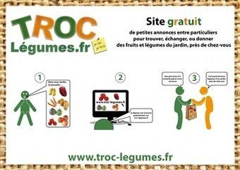 12/12/2012 - Birot Julien - www.troc-legumes.fr - 33110 Le Bouscat - Plateforme relationnelle / échange de légumes - Ministère de l'agriculture, de l'agroalimentaire et de la forêt | troc de légumes entre particuliers | Scoop.it