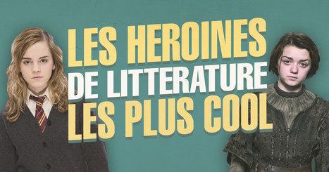 Top 5 des héroines de littérature les plus cool | littérature jeunesse | Scoop.it