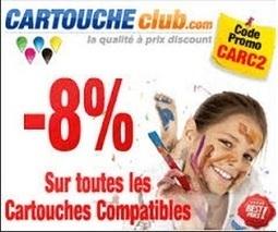 Réductions de Cartouche club, code promo réduction et échantillons ou cadeau | codes promo | Scoop.it