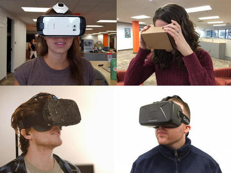 Virtual reality in 2016: The 10 biggest trends to watch | Virtual Reality VR | Scoop.it