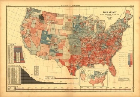 The nation's first electoral map- Mapping the Nation Blog | Mapping | Scoop.it