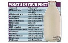 What's in Your Milk? 20+ Painkillers, Antibiotics, and More | The Healthy & Green Consumer | Scoop.it