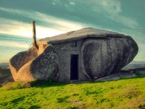 Stone House, Fafe, Portugal | Unique Places | Scoop.it