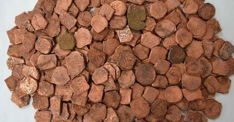 Hoard of medieval bronze coins discovered in Azerbaijan | Centro de Estudios Artísticos Elba | Scoop.it