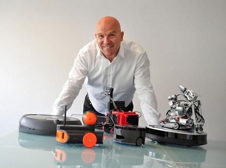 Après Internet, la révolution robotique est en marche - 20minutes.fr | Des robots et des drones | Scoop.it