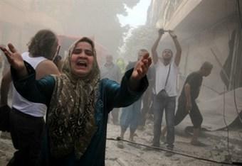 CAOS SIRIA/ Alsabagh (Aleppo): le bombe non sono di Assad, ma di Isis e al Nusra | Notizie dalla Siria | Scoop.it