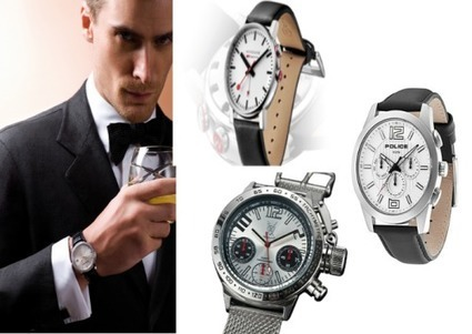 Men's Designer Watches: How Does A Watch Resembles Ones Personality? | Mens Watches UK | Scoop.it