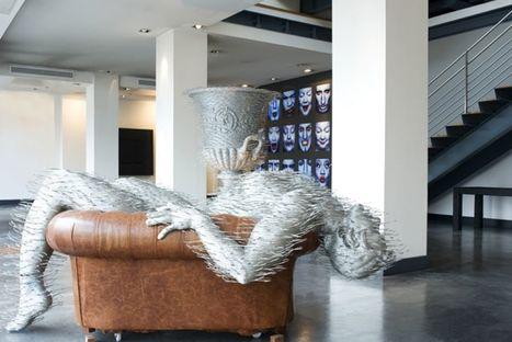 Top 10 des plus beaux locaux d'entreprise : le digital à l'honneur [En images] | Décoration et aménagement de bureaux | Scoop.it