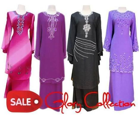 Model Baju Kurung Moden | Teknologi Indonesia | Scoop.it