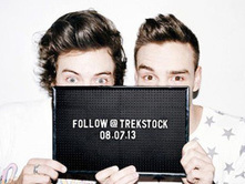 One Direction's Harry Styles and Liam Payne show their support for cancer charity Trekstock | Sugarscape | RandomFamous | Scoop.it