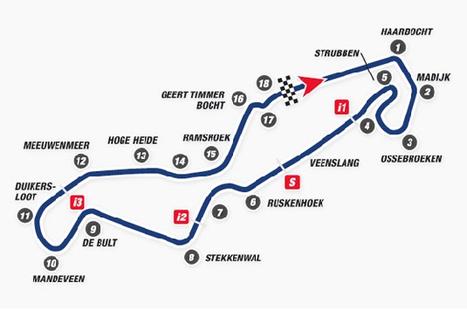 Yamaha Factory Racing Prepare for the Historic Assen TT | FMSCT-Live.com | Scoop.it