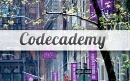 Codecademy Now A Part Of NYU's Curriculum | TRENDS IN HIGHER EDUCATION | Scoop.it