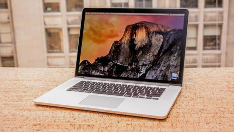 Apple MacBook Pro (15-inch, 2015) review: Tiny tweaks for the biggest MacBook | Information Technologies | Scoop.it