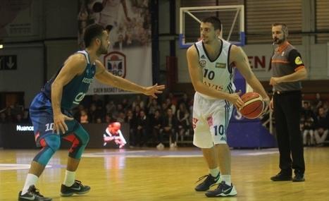 Le Caen Basket Calvados s'impose chez un leader - Tendance Ouest   Basket Calvados   Scoop.it
